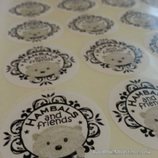 Custom Paper Stickers